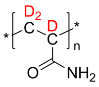 d3PAM 氘化聚丙烯酰胺 Deuterated Poly(acrylamide-d3)