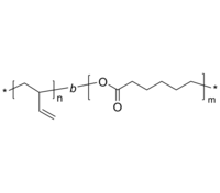 PBd-PCL 二嵌段共聚物 聚(1,4-丁二烯)-聚己内酯 Poly(1,4-butadiene)-b-poly(ε-caprolactone)