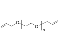 PEG-2ALLy 聚乙二醇-双丙烯基 末端双键 Poly(ethylene glycol), α,ω-bis(allyl)-terminated