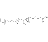 PBd-COOH 聚(1,2-丁二烯-co-1,4-丁二烯)-羧基 Poly(1,2-butadiene-co-1,4-butadiene), ω-carboxy-terminated