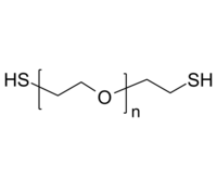 PEG-2SH / PEG-dithiol 聚乙二醇-双硫醇 Poly(ethylene glycol), α,ω-bis(thiol)-terminated