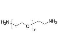 PEG-2NH2 氨基-聚乙二醇-氨基 Poly(ethylene glycol), α,ω-bis(amino)-terminated
