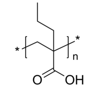 Polymer Source 聚(α-丙基丙烯酸) PPrAA | Poly(α-propylacrylic acid)