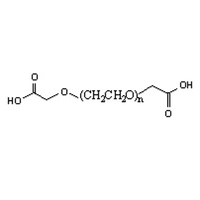 乙酸-聚乙二醇-乙酸 AA-PEG-AA (Acid-PEG-Acid, AA - acetic acid or carboxyl methyl)